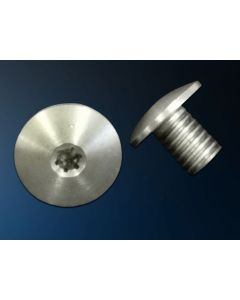 T6 DOMED COLLAR SCREW